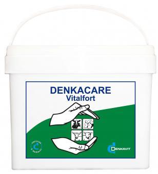 Denkacare Vitalfort 5 kg Eimer (Kuhtrank) reicht für 200 l Elektrolyttränke