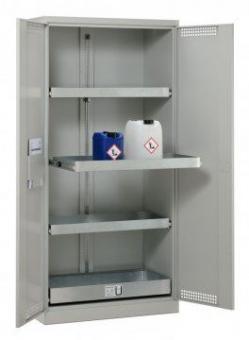 Umweltschrank mit Vollauszügen, 195x95x50 (h/b/t) in cm, inkl. Lieferung