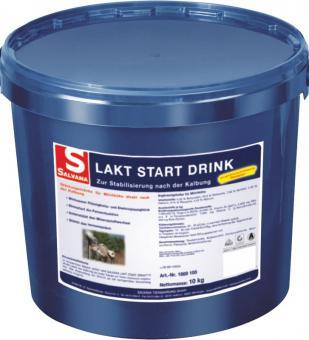 SALVANA Lakt Start Drink 10 kg (Kuhtrank) reicht für 200 l