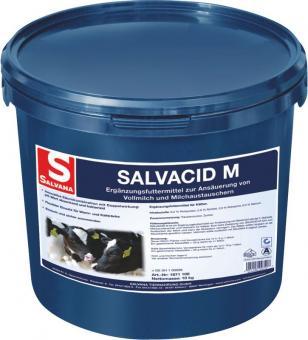 SALVACID M, Ansäurungmittel 10 kg Eimer
