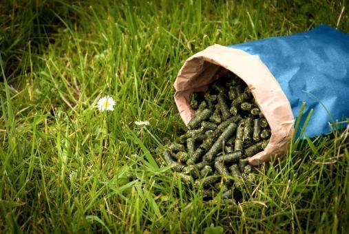 Allgäu Grascobs für Milchvieh im Big Bag 500 kg