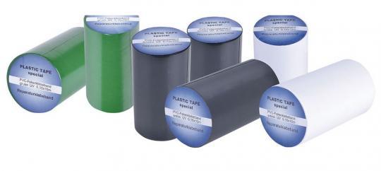 PVC-Klebeband 0,10x10m weiß