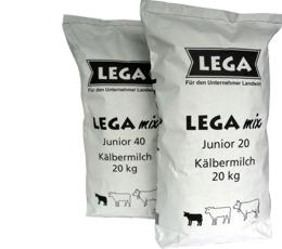 LEGAmix Junior 40, 20 Sack a 20kg 400 kg (20 Sack)