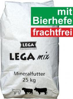 LEGAmix Leistung 1.000kg inkl. Lieferung