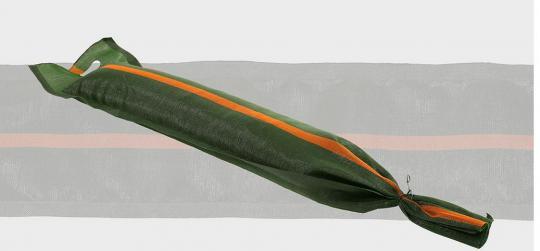Silosack -TOSKANA- large G (27/120) nur mit Handgriff und Bindedraht, 50 Stück