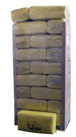 """Strohmehl """"Happy Animal Struktur"""" 20kg/Ballen; Struktur ca. 10-15 mm geeignet für Tiefboxen, Frachtfrei"""